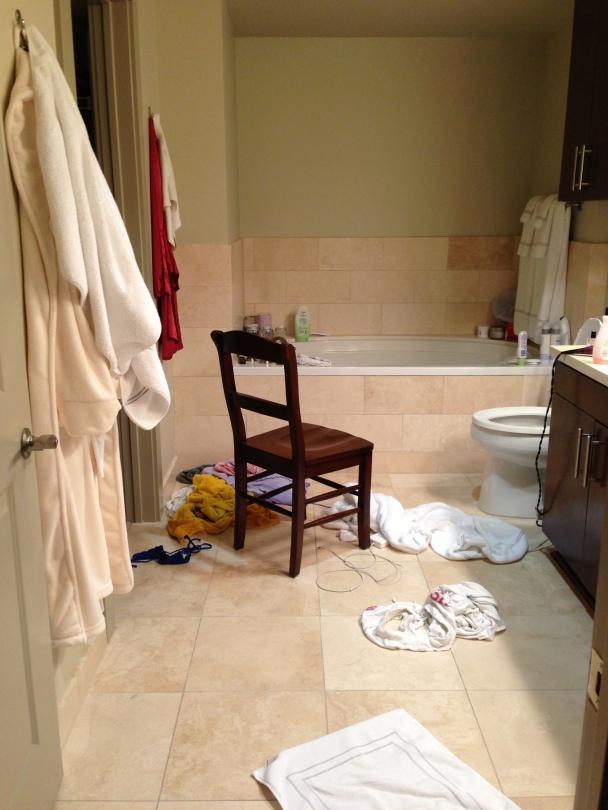 bathtub viewing